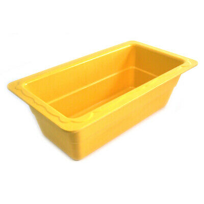 Hubert Hot Serving Pan 1/3 Deep Yellow 52651