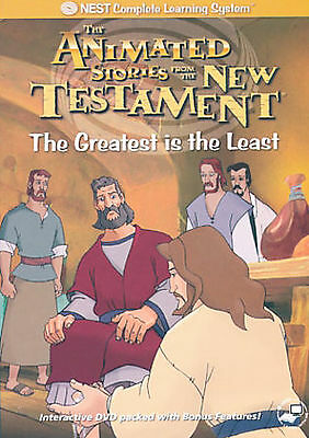 Animated Stories from the New Testament - The Greatest is the Least (DVD, 2008)
