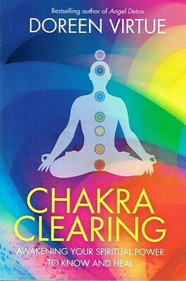 Chakra Clearing by Doreen Virtue (NEW)