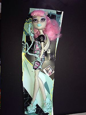 Monster High Loose Rochelle Ghoul Chat Exclusive HTF