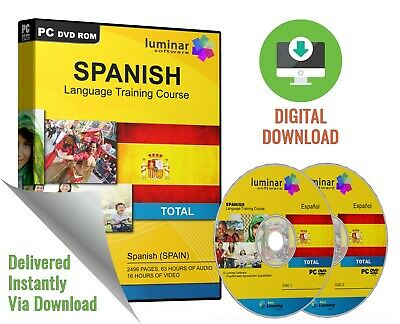 Learn to Speak Spanish Language Training Course