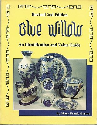 1989 2nd Edition Blue Willow Identification & Value Guide *