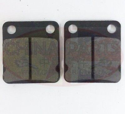 Rear Brake Pads to fit Pulse Adrenaline 125 - Pioneer XF125 GY-2B