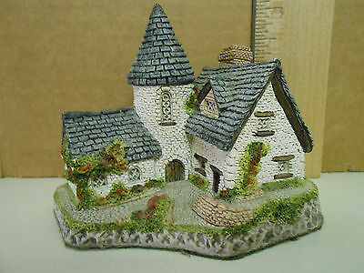 THE VICARAGE by DAVID WINTER 1985 HAND MADE & PAINTED GREAT BRITAIN /NO BOX