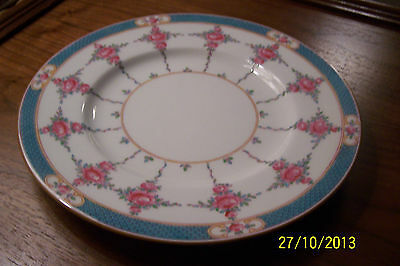 "Minton ""Persian Rose""  Luncheon Plate"