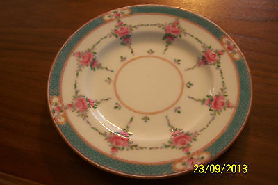 "Minton ""Persian Rose"" Bread and Butter Plate"