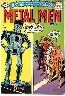 Metal Men #15 Nuts and Bolts Andrew Esposito