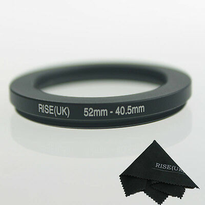 52mm-40.5mm 52-40.5 mm 52 to 40.5 Step Down Filter Ring Stepping