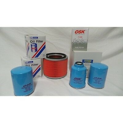 Filter Service KIt Nissan Patrol GU GU II GU III Turbo Diesel TD42T OIL AIR FUEL