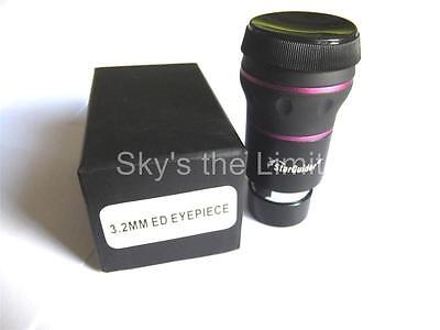 "1.25"" 3.2mm BST Explorer Dual ED eyepiece Branded ""Starguider"""