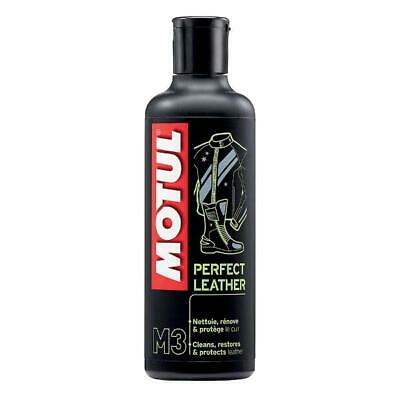 MOTUL M3 PERFECT LEATHER 250ml - Motorcycle  Jackets, Boots, Saddle Bags, Gloves