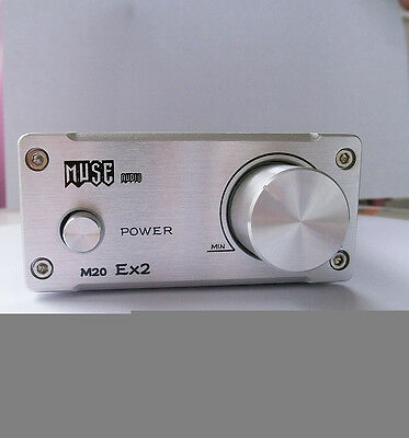 MUSE Audio 20WX2 M20 EX TA2020 T-Amp Stereo Amplifier S