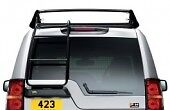Land Rover Discovery 3 & Discovery 4 Rear Roof Access Ladder, AGP780020