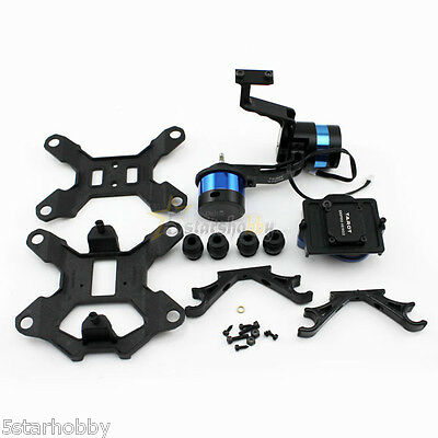 Tarot T-2D 2 Axis Camera Brushless Gimbal TL68A08 For Gopro Hero 3 FPV