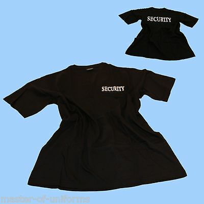 T-Shirt SECURITY
