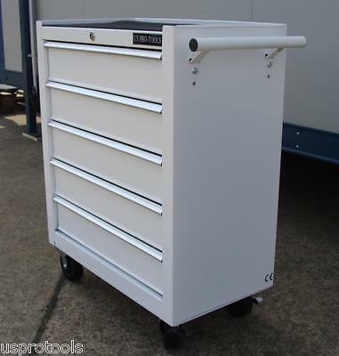 169 US PRO TOOLS AFFORDABLE TOOL CHEST BOX  TOOL BOX WHITE SPECIAL EDITION