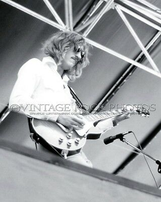 Joe Walsh Photo 8x10 inch Live Concert July '74 Oakland CA Day On The Green 3