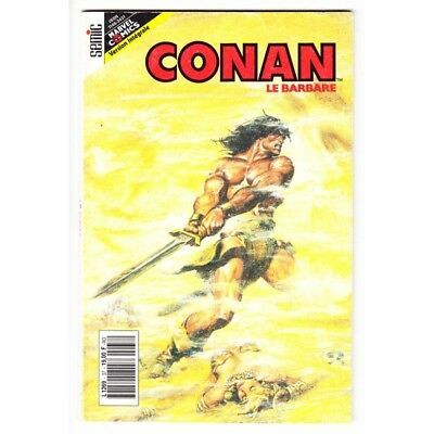 Conan (Semic) N° 37 - Comics Marvel