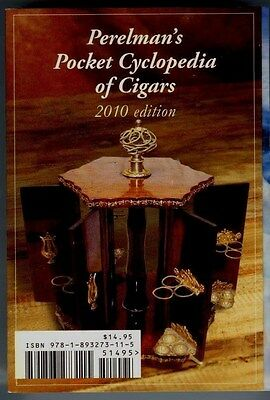 Perelman's Pocket Cyclopedia of Cigars (2010 Ed)