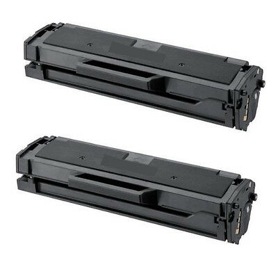 2Pk Mlt-D101S Toner For Samsung Ml-2165W Scx3405 3405W 3405Fw Sf760