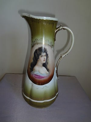 VINTAGE IMPERIAL CHINA 9.75 IN. PITCHER