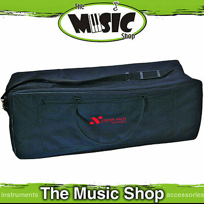 New Xtreme Drum Hardware Bag - 10mm Padding with Carry Handles & Shoulder Strap