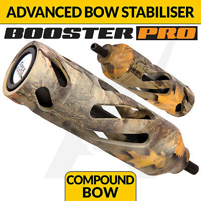 Advanced Camo Stabilizer- 2013 Model- For Compound Bow -Hunting Archery