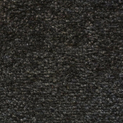 Quality Black Feltback Twist Carpet - Cheap Lounge Bedroom