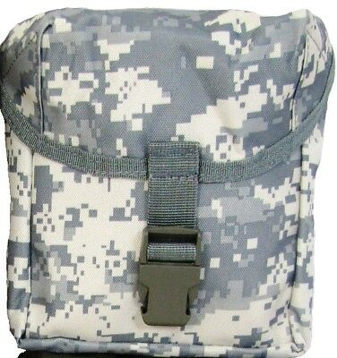 Military ACU IFAK Platoon First Aid EMT EMS Medical Voodoo Pouch Trauma Kit