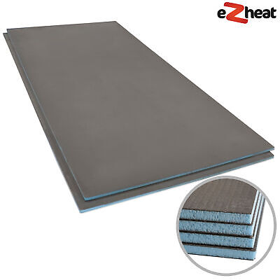 Tile Backer Board 6mm floor Insulation for underfloor heating Special Offer