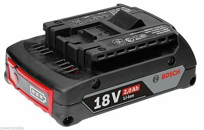 Bosch 18V 2.0Ah Cool Pack Li-Ion Battery 1600Z00036/2607336905