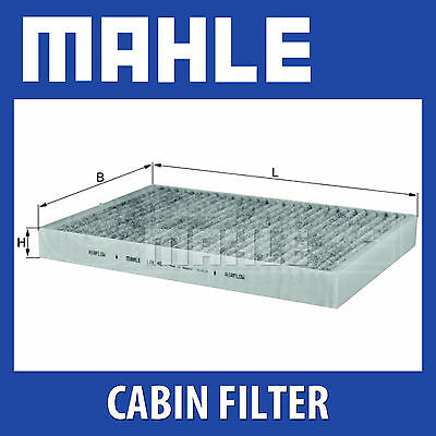 Mahle Pollen Air Filter - For Cabin Filter - LAK46 - Fits Audi A6