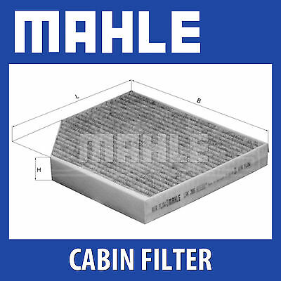 Mahle Pollen Air Filter - For Cabin Filter - LAK386 - Fits Audi A4, A5