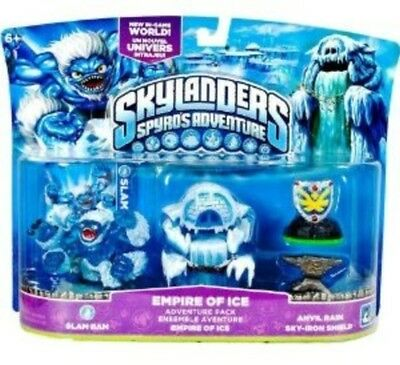 SKYLANDERS Adventure Pack - Empire of Ice  10 Stück