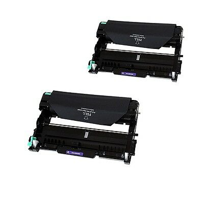 2PK DR420 Drum Unit for Brother DCP-7060D HL-2240 MFC-7360N