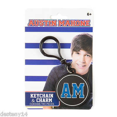 Austin Mahone Girl's Keychain And Charm One Size