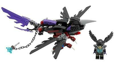 New Boxed LEGO Legends Of Chima Razcals Glider Set 70000 With Razcal.