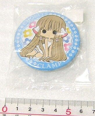 clamp Chobits Chi Button Badges pin pins animate limited anicap