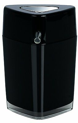 Trix Acrylic Seifenspender Schwarz Swiss Design Soap Dispenser Black