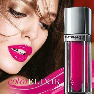 Maybelline Color Sensational Color Elixir Lip Lacquer Gloss - Sealed New Shades