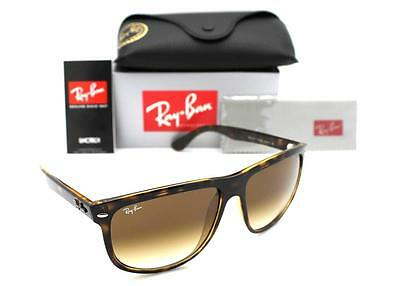 New Authentic Ray-Ban RB 4147 710/51 Havana Frame / Brown Gradient Lens 60mm