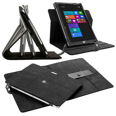 sale retailer 56199 edba2 BLACK 360° ROTATING Stand Snap-on Case Smart Cover for Microsoft Surface  Pro 3