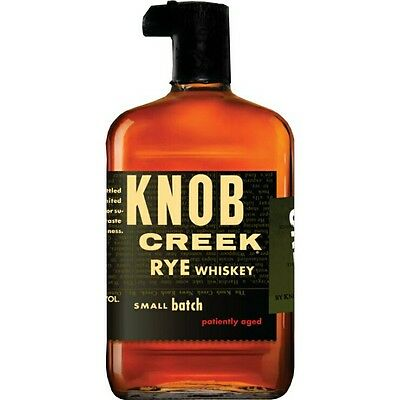 Knob Creek Kentucky Straight Rye Whiskey 700ml