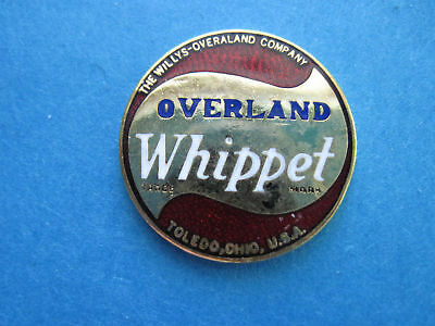WILLYS  OVERLAND WHIPPET - hat pin, , lapel pin , tie tac, hatpin, badge