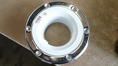 Sioux Chief Stainless Steel 4''x3'' Toilet Flange 887-Pm 43495