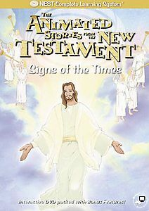 Animated Stories from the New Testament - Signs of the Times (DVD, 2008)