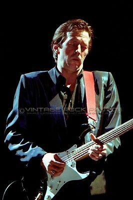 Eric Clapton Photo 8x12 or 8x10 inch '83 ARMS US Benefit Concert Studio Print 22