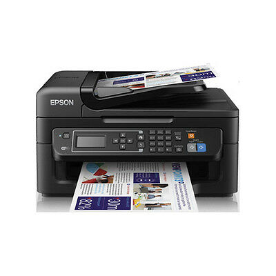 Multifunzione Inkjet Epson WorkForce WF-2630WF Ad inchiostro A4 Wi-Fi Nero