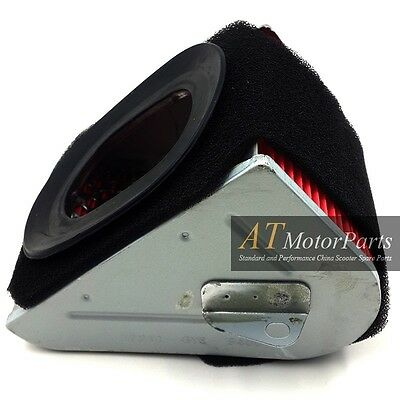 125cc 150cc 152QMI 157QMJ Triangle Air Filter GY6 Chinese Scooter Moped