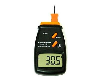Thermocouple Ghost Hunting Thermometer Ambient Air Detect + FREE 9v Battery